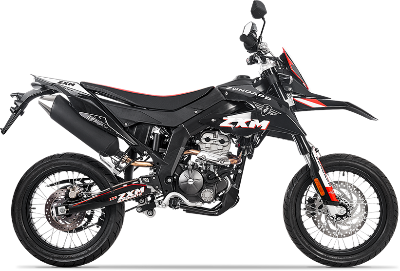 zxm 125 supermoto. Black Bedroom Furniture Sets. Home Design Ideas